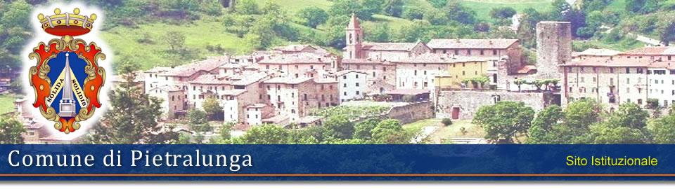 Sito Ufficiale del Comune di Pietralunga (Perugia) Umbria